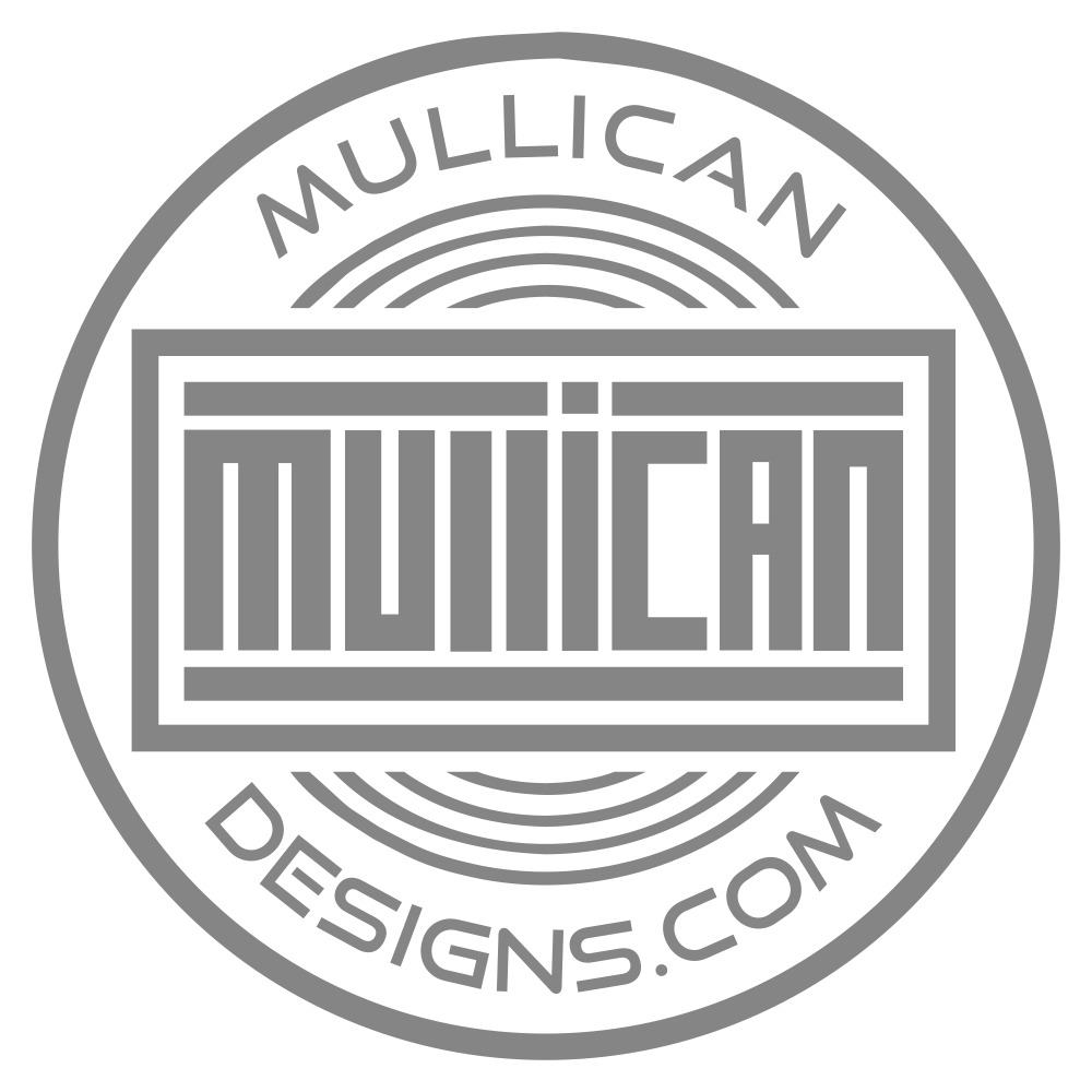 Mullican Creative Designs & Development Logo